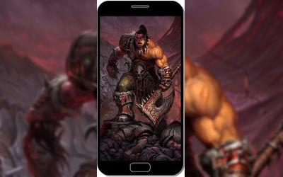 World of Warcraft: Warlords od Draenor - Fond d'Écran en QHD pour Mobile