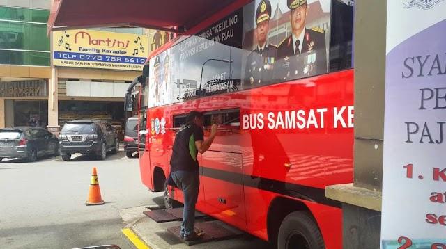 Jadwal Samsat Keliling Kota Batam Bulan Agustus 2016