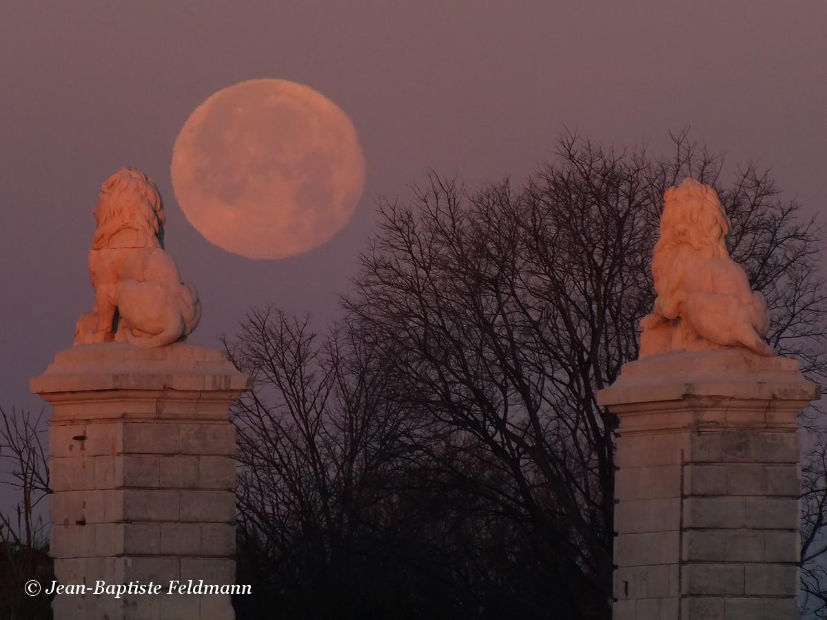 pleine lune decembre 2012