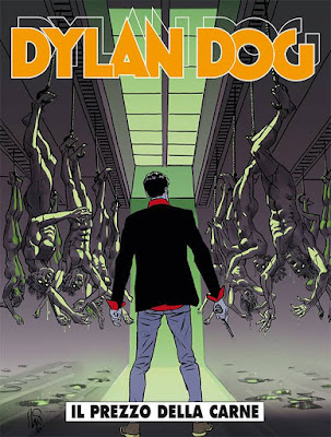 Dylan Dog #358 - Il prezzo della carne