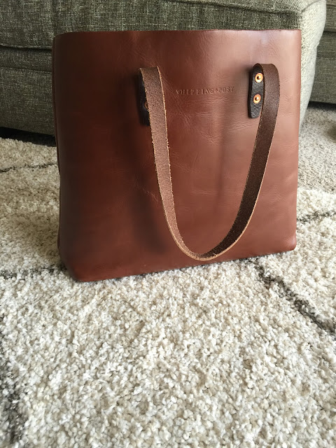 whipping post tote review weight limit