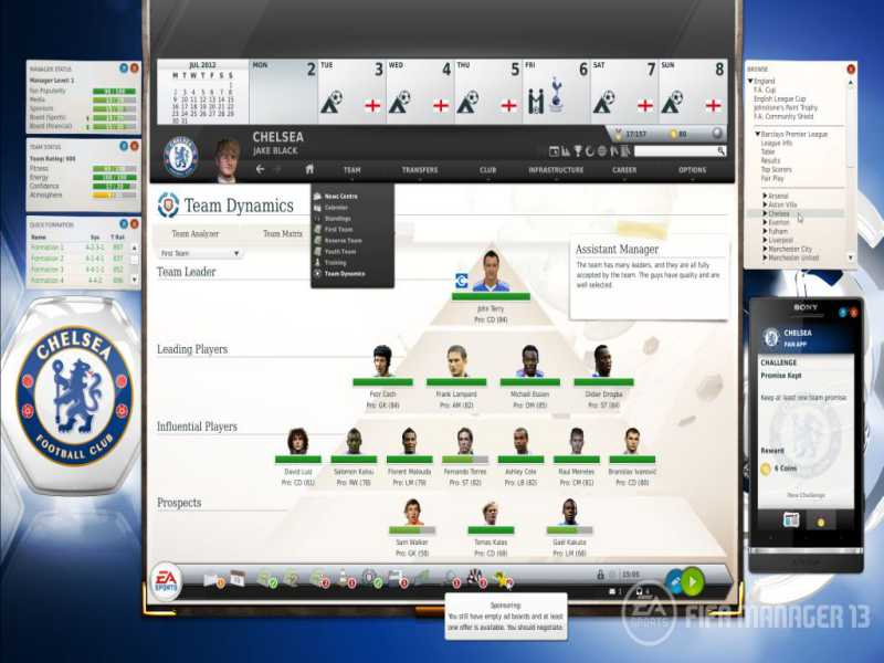 Download FIFA Manager 13 Free Full Game For PC