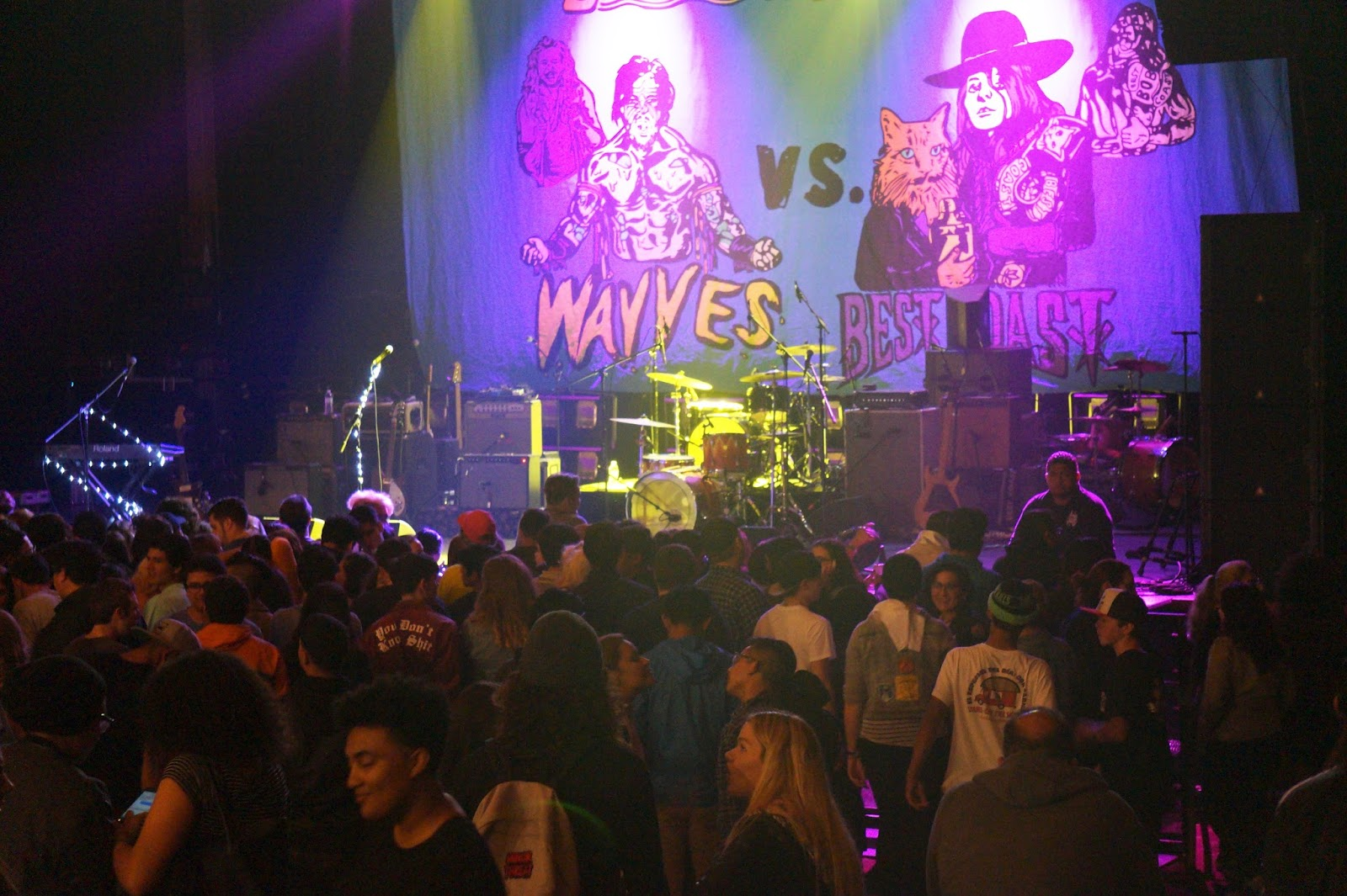 The Observatory, Wavves, Best Coast