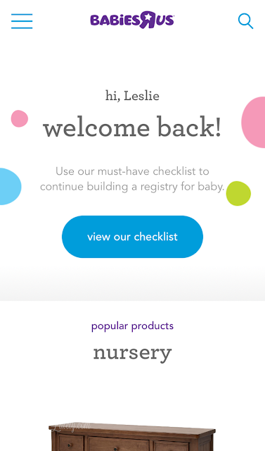 The (Second) Baby Registry | Lamberts Lately