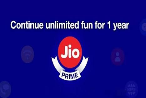 How Extend Jio Prime Membership for 1 Year