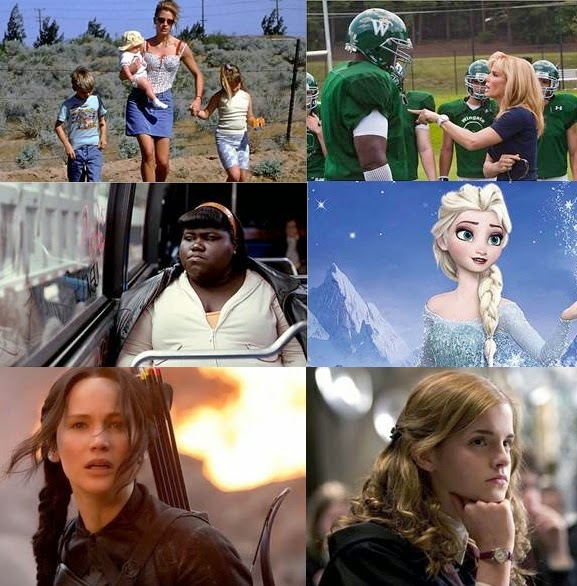 BeenToTheMovies: Most Inspirational Film Female Characters