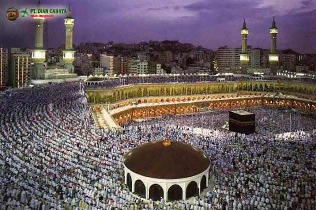 Paket Umroh Murah Akhir Ramadhan