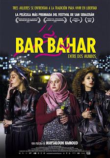 Cartel: Bar Bahar. Entre dos mundos (2016)