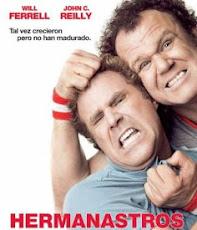 pelicula Hermanastros (Hermanos por Pelotas / Step Brothers) (2008)