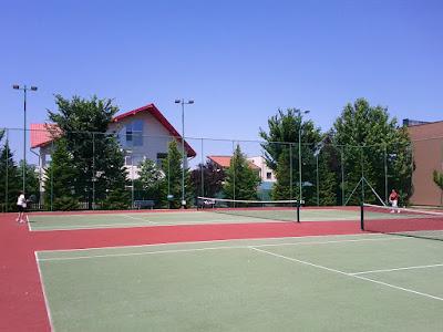 tenis la Club Viva