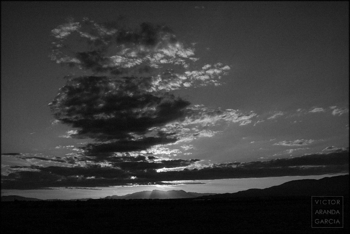 fotografía, paisaje, Murcia, atardecer, ocaso, sierra_espuña, nubes, cielo montañas