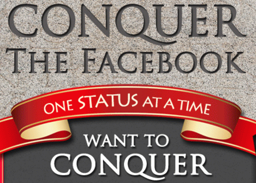 How To Conquer Facebook Status Updates [Infographic]