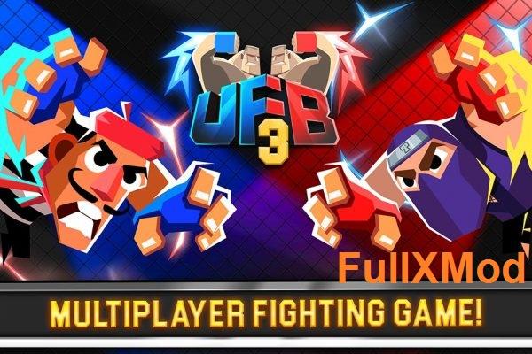 UFB 3 - Ultra Fighting Bros Mod APK
