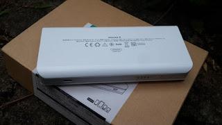 Powerbank Romozz Sense 4 10400mAh Real Capacity Murah