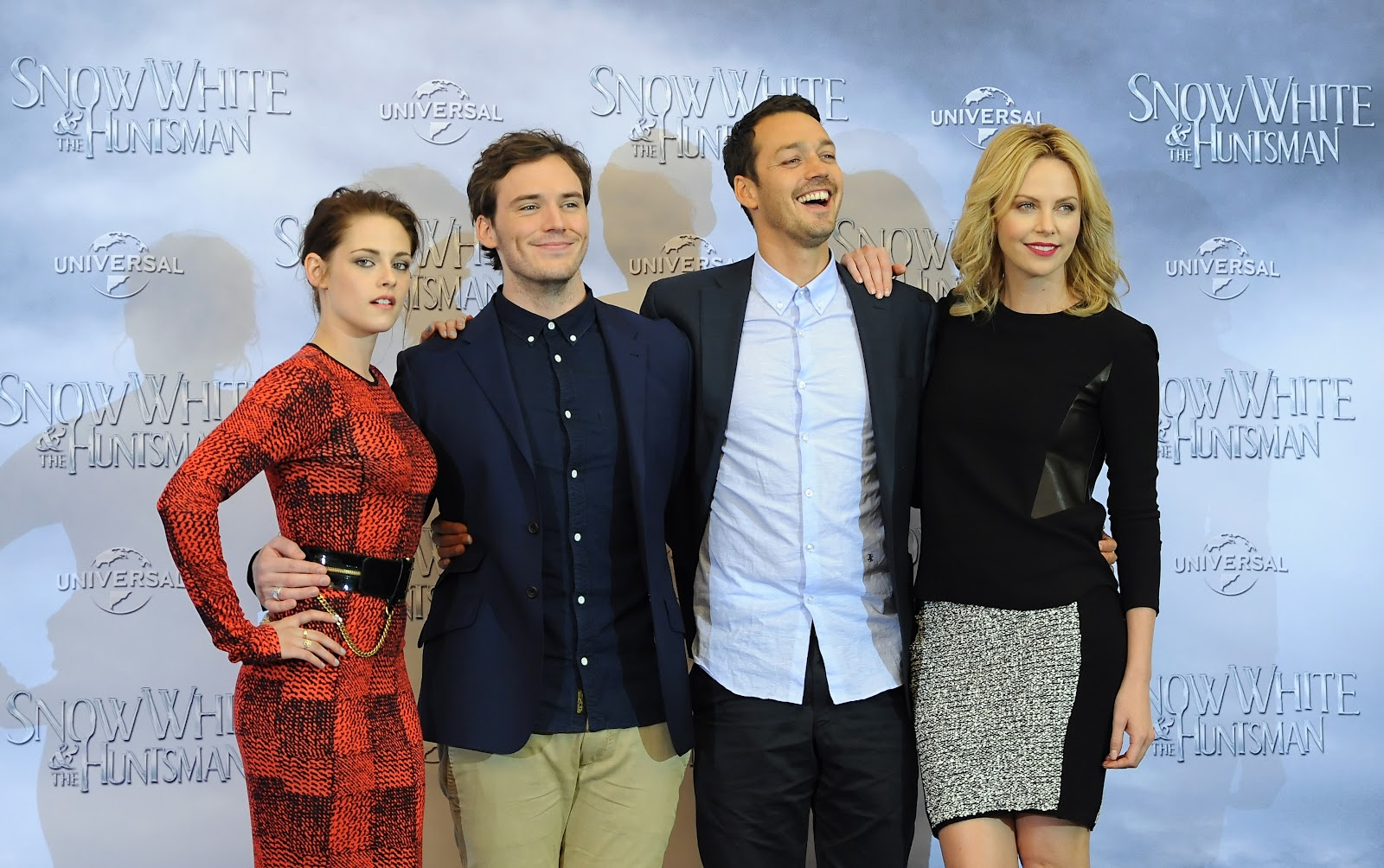 Catt's Commentary: Snow White & The Huntsman Cast in Berlin