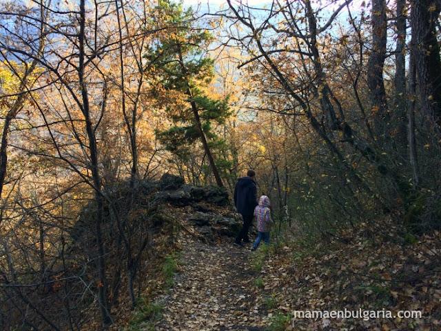 camino cueva snezhanka Bulgaria
