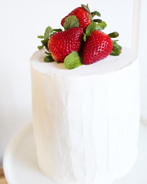 Pastel de Cumpleaños de Sandía