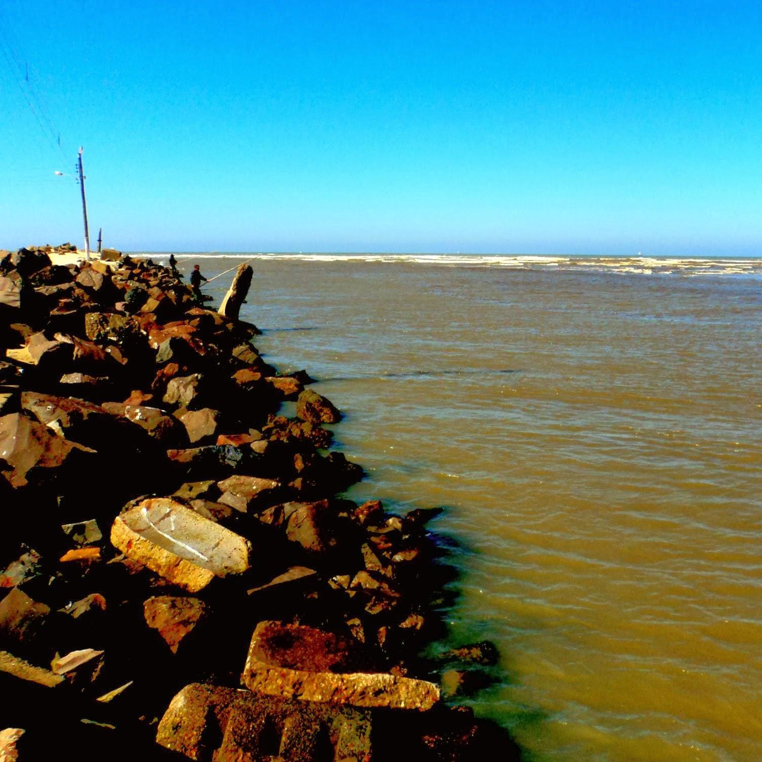 Molhes da Barra do Rio Tramandaí