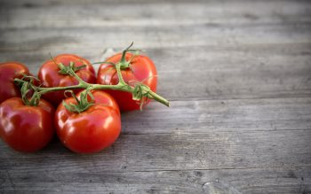 Wallpaper: Tomatoes