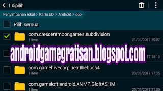 Subdivision Invinity apk + obb