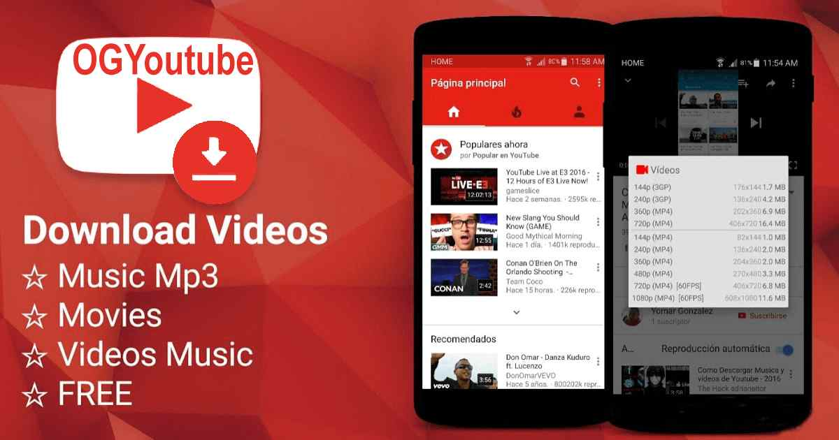 Download OG Youtube APK Versi Terbaru 2019