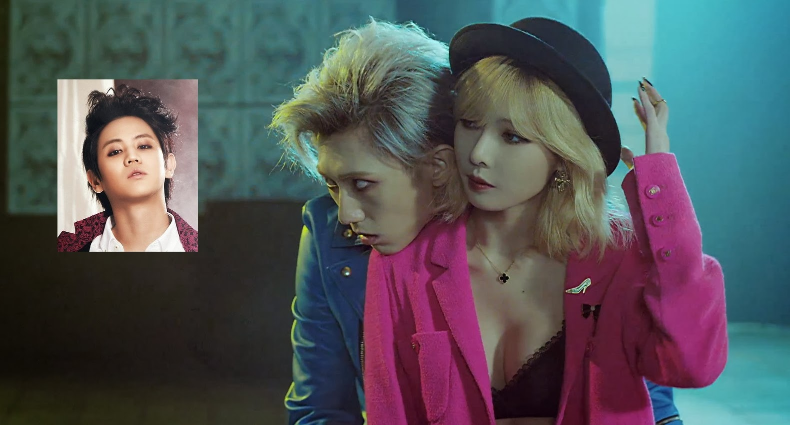 hyunseung and hyuna dating 2014