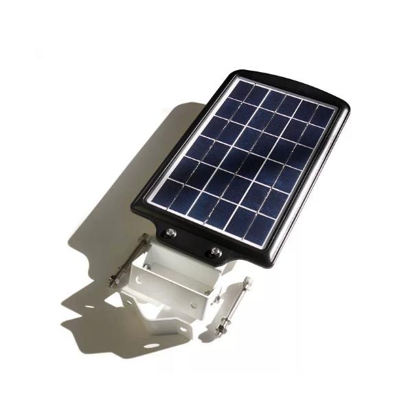 Jard n solar farolas solares de led todo en uno - Farolas led solares ...