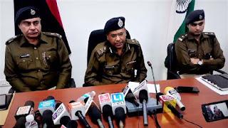 पुलिस की जो जिम्मेवारी है उसे बखूबी निभाया जाएगा: संजय सिंह नवनियुक्त पुलिस कमिश्नर