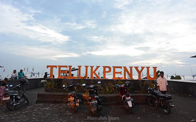 Landmark Pantai Teluk Penyu, Cilacap