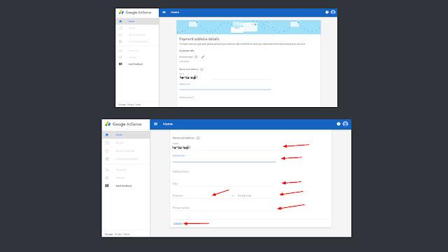إنشاء حساب في Adsense جوجل أدسنس شرح مفصل خطوة بخطوة