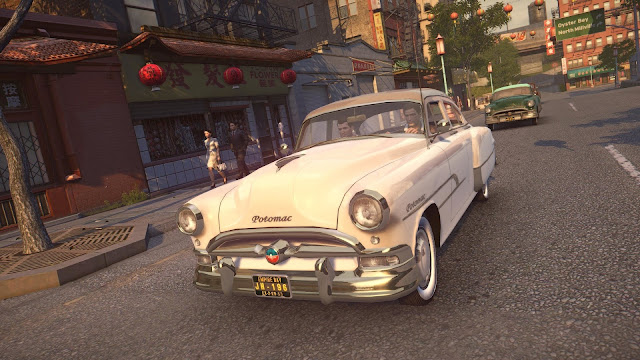 Mafia II Definitive Edition pc mega
