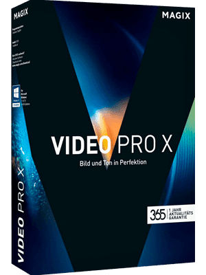 MAGIX Video Pro box