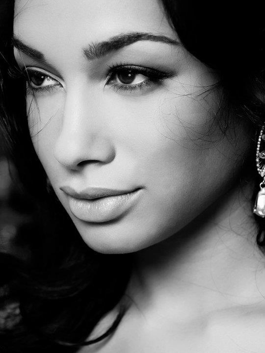 beautiful woman of ghana