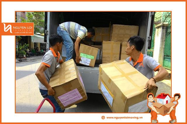 Dịch vụ chuyển nhà trọn gói tại TPHCM