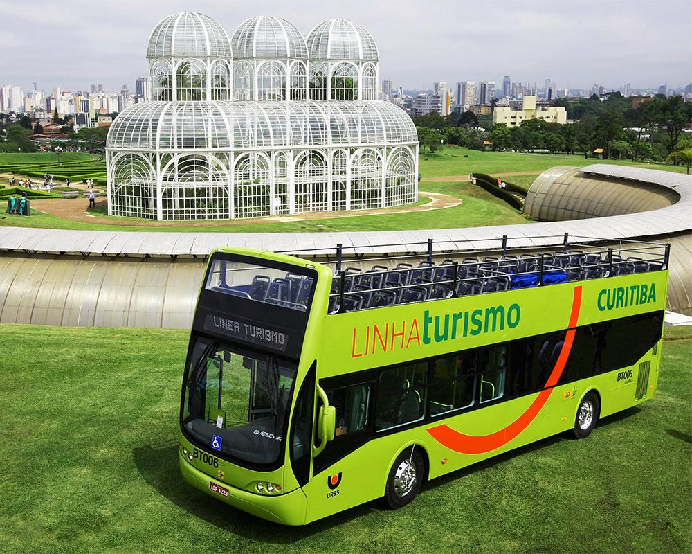 Novas paradas aproximam Linha Turismo de atrativos no Centro Cívico