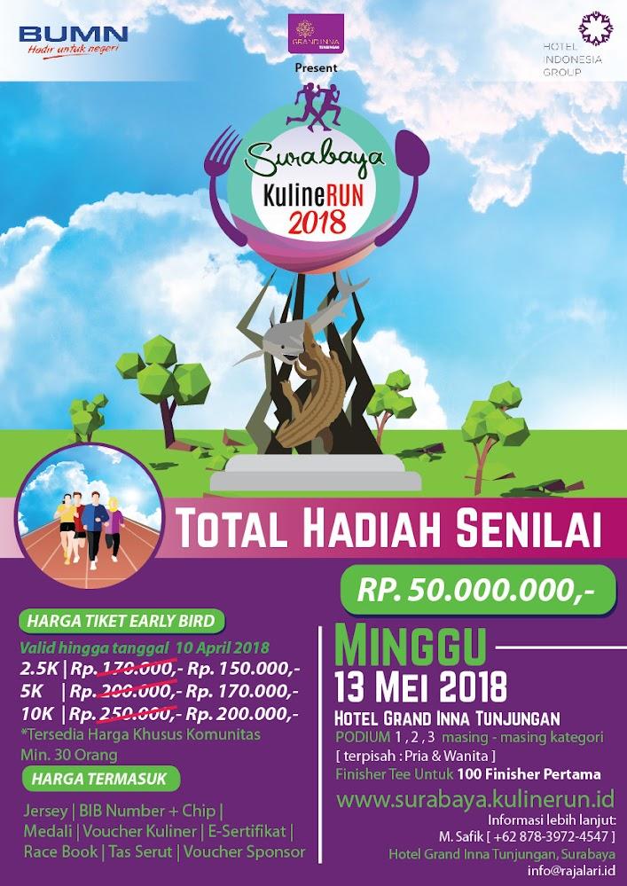 Surabaya KulineRun • 2018