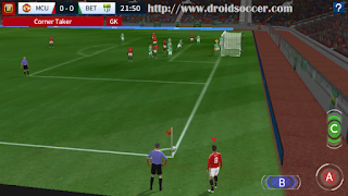 Download DLS 2018 Mod Manchester United by Tomsakda Apk + Data Obb