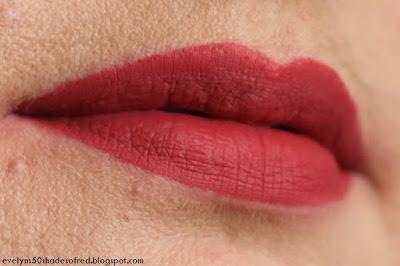 Bourjois Rouge Velvet The Lipstick 05 Brique-a-brac