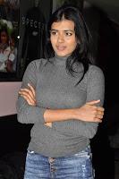 Hebah Patel at Sudharshan theater HeyAndhra