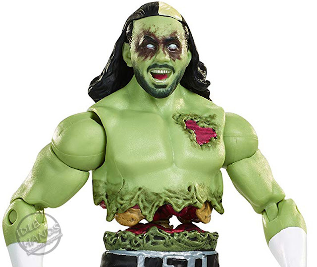 Mattel WWE Zombies Action Figures Series 3 Matt Hardy 01