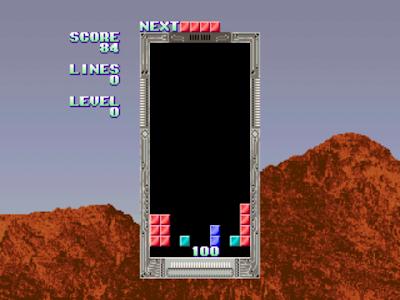 街機-俄羅斯方塊(Tetris)+金手指作弊碼,無比懷念的魔術方塊遊戲!