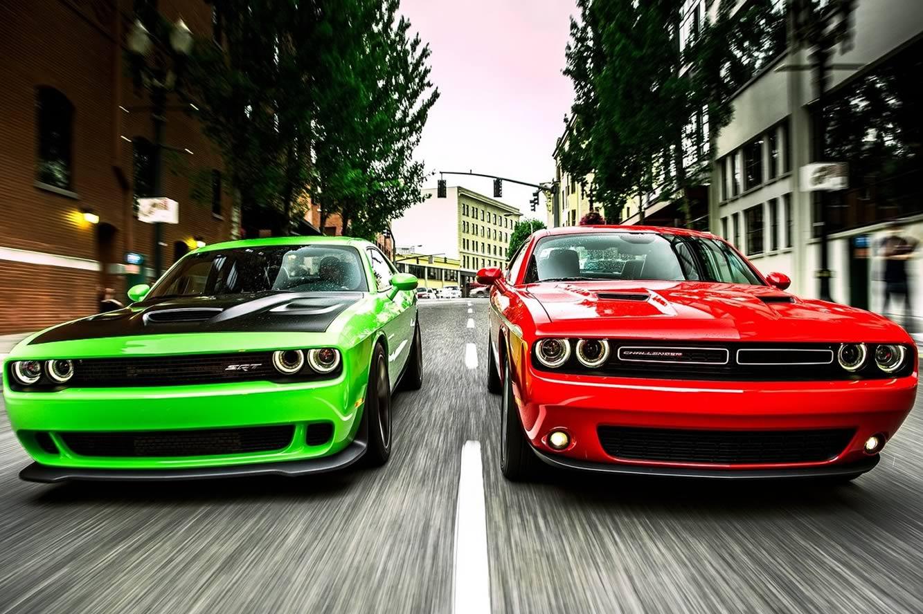 Dodge Challenger-SRT-Hellcat thực sự là quái thú đường phố đỉnh cao