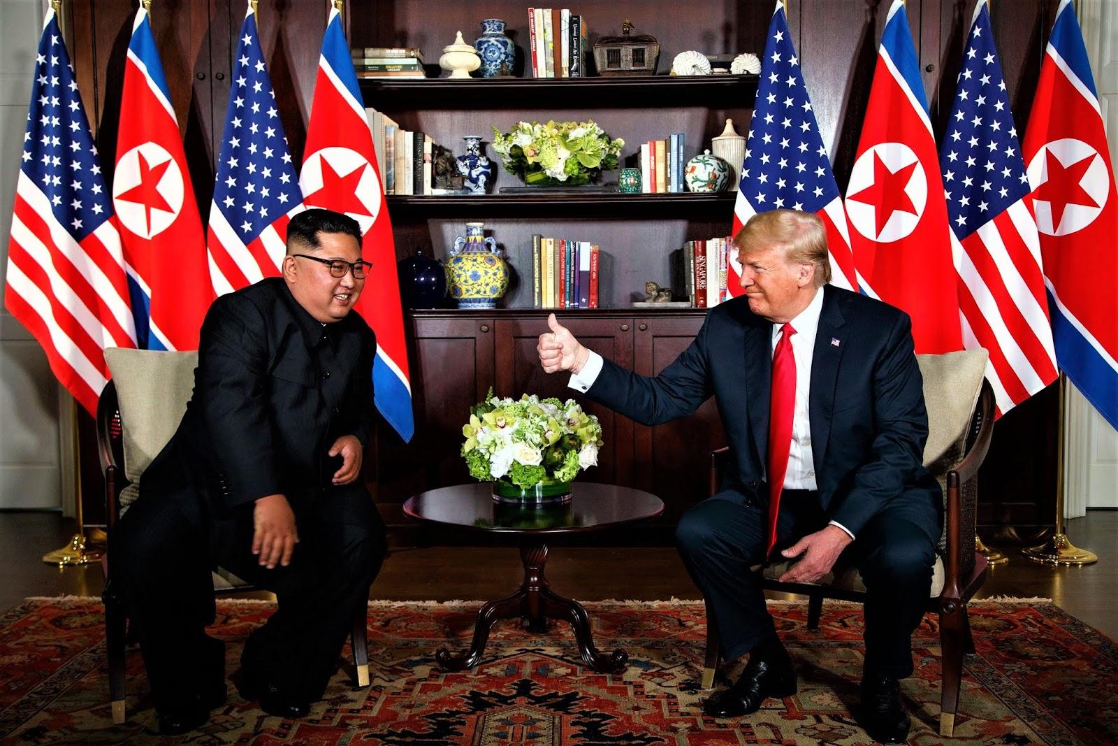 La extraña cumbre de Singapur – MoscoNews