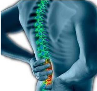 Sakit pada tulang bagian belakang