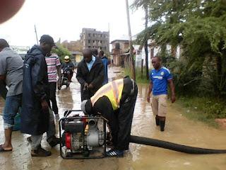Cholera outbreak in Mombasa and Nairobi. PHOTO | Courtesy