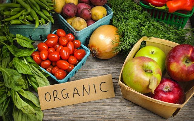 Pengertian Sayuran Organik