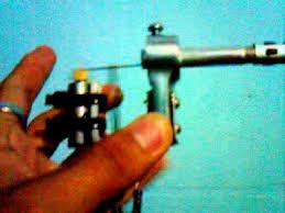 Maquina de tattoo caseira rotativa