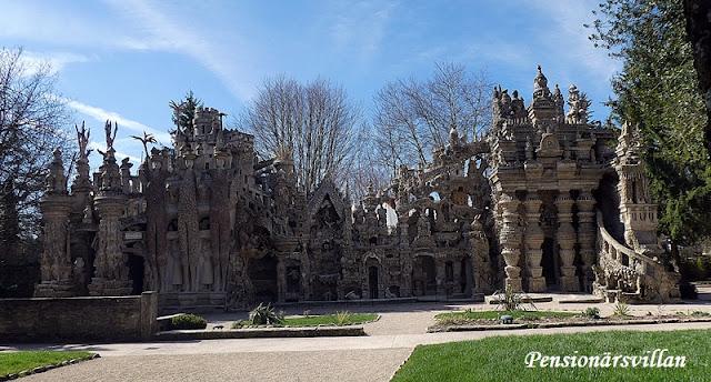 Palais Ideal du Facteur Cheval.