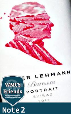 Gute Weine aus dem Supermarkt: Test und Bewertung von 2013er Peter Lehman Porträt Shiraz