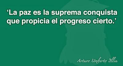 frases de Arturo Illía